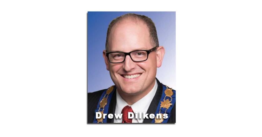 Drew Dilkens, Mayor, City of Windsor,FINA World Swimming Championships, Healthcare