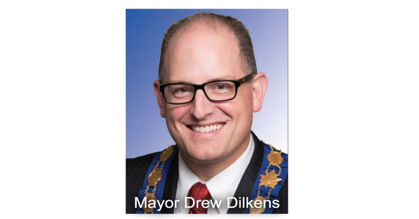 Mayor Drew Dilkens, 20 Year Strategic Vision