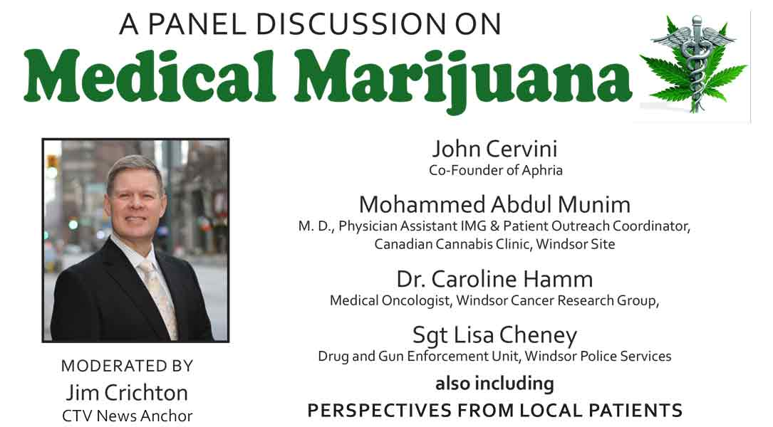 MEDICAL MARIJUANA PANEL DISCUSSION