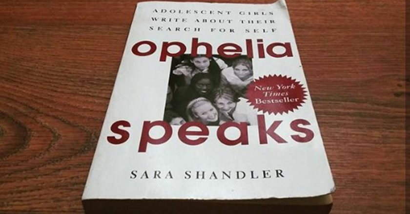Book Review - Ophelia Speaks by Sara Shandler