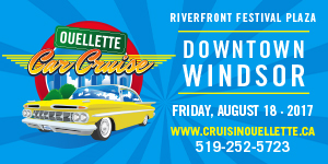 2017 Ouellette Car Cruise