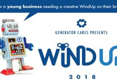 Who could use $15,000? Presenting: WindUp 2018!
