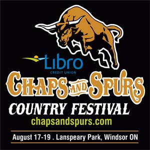 Chaps and Spurs Country Festival