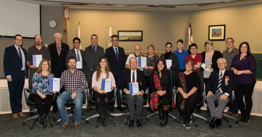 Essex Region Conservation Honours Award Winners