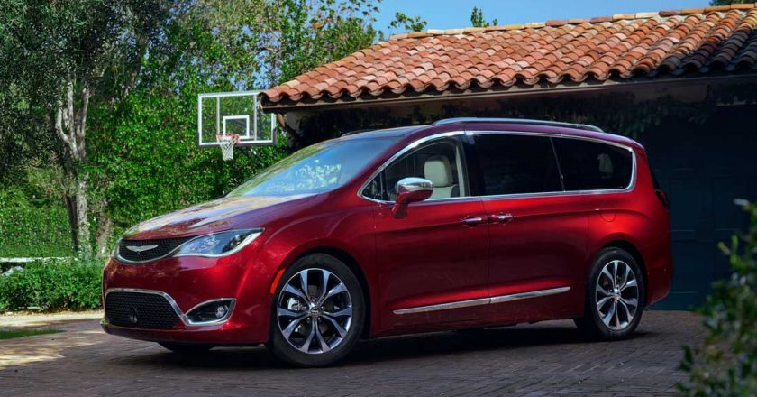 2019 Chrysler Pacifica. Time For A New Product At FCA Assembly Plant Windsor