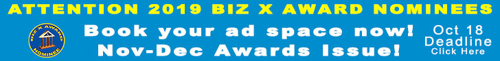 Biz X Awards 2019